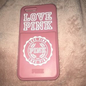 Love Pink iPhone Case💓